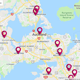 Clinic Locations